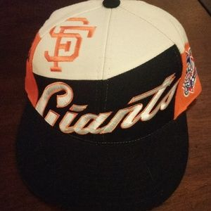 San Francisco Giants Fitted Hat